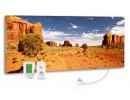 Mramorový infrapanel  Monument Valley